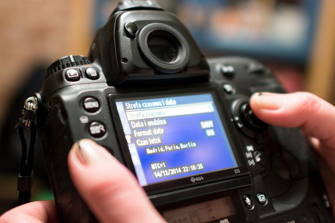 Synchronizacja zdjęć z wielu aparatów